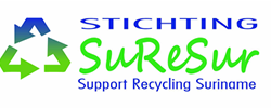 Stichting Support Recycling Suriname Logo