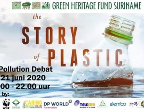 The story of plastic waste.