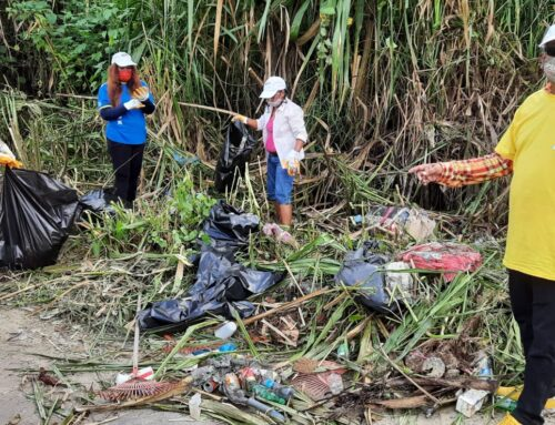 Vijfde keer World Cleanup Day in Suriname
