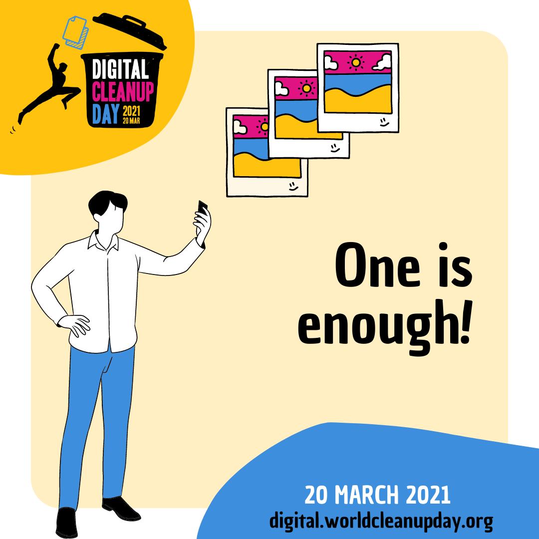 Digitale clean up 2021